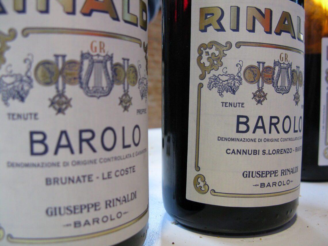 Brunate Barolo Barolo Cannubi e Brunate di