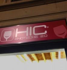 Hic Enoteche – Via Spallanzani
