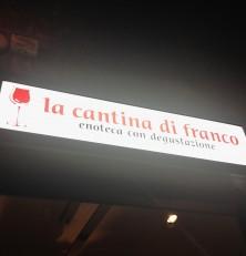 La cantina di franco