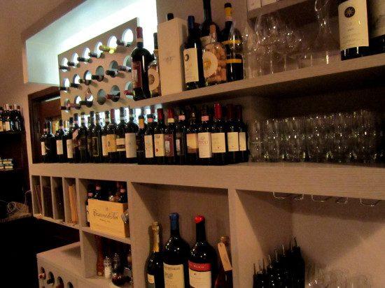 Osteria Brunello - Interno