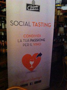presentazione Social Tasting