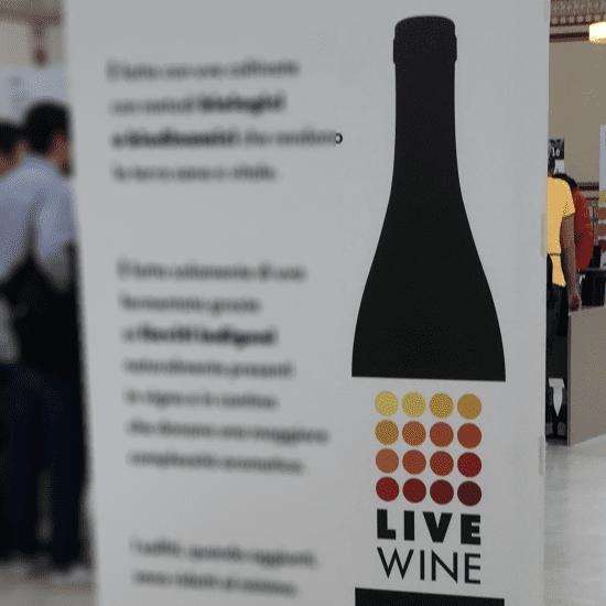 Eventi: Live Wine