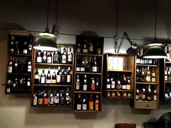 Vinello a Milano - Interno