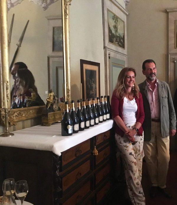 Mosnel - Giulio e Lucia Barzanò