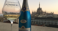 Champagne Pommery sotto le Stelle