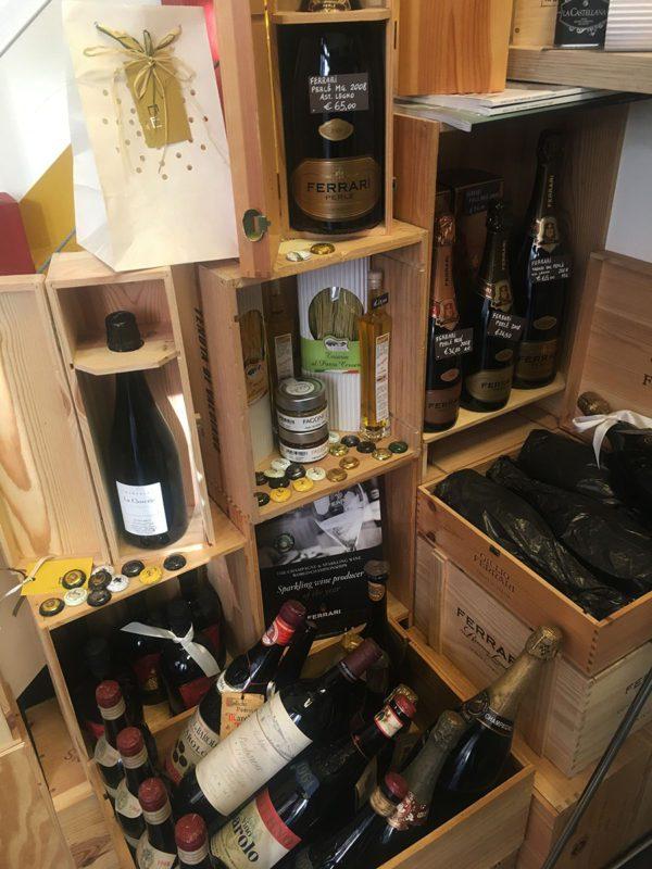 Enoteca Wine - Interno