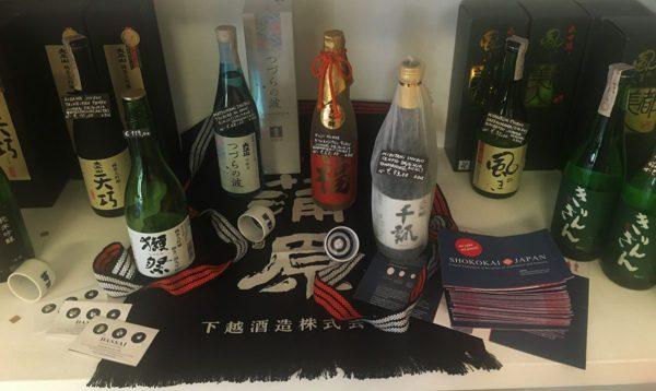 Enoteca Wine - Sake