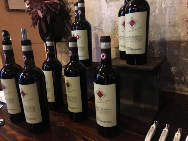 Casale dello Sparviero - vini