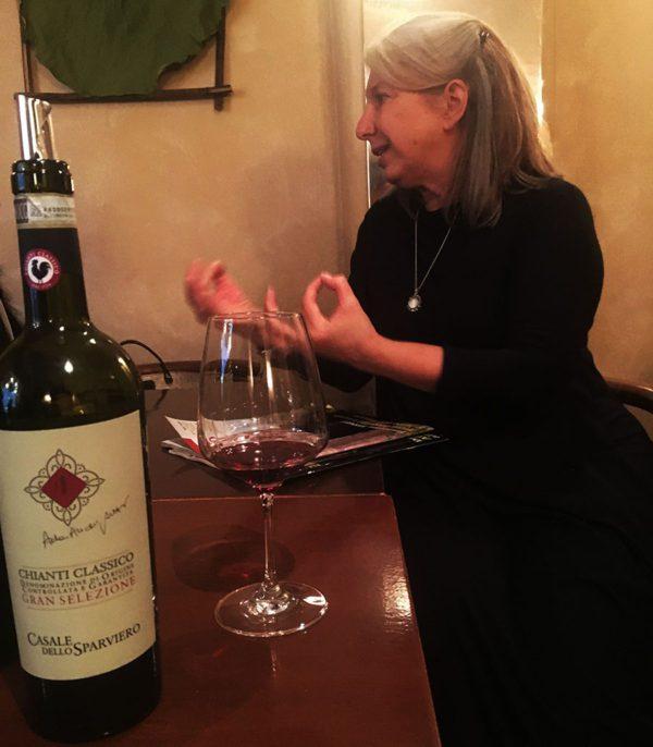Ada Andrighetti di Casale dello Sparviero