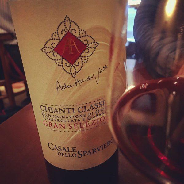 Casale dello Sparviero - Chianti Classico Ada Andrighetti Gran Selezione 2012