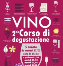 Secondo Corso Degustazione Vino a Lainate(MI)