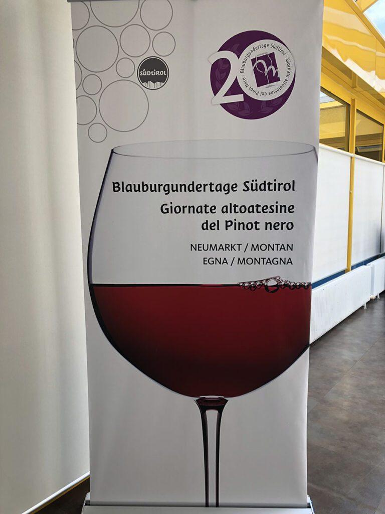 Giornate del Pinot Nero 2018 - Blauburgunder