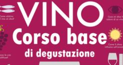 Corso Degustazione Vino base a Lainate(MI)